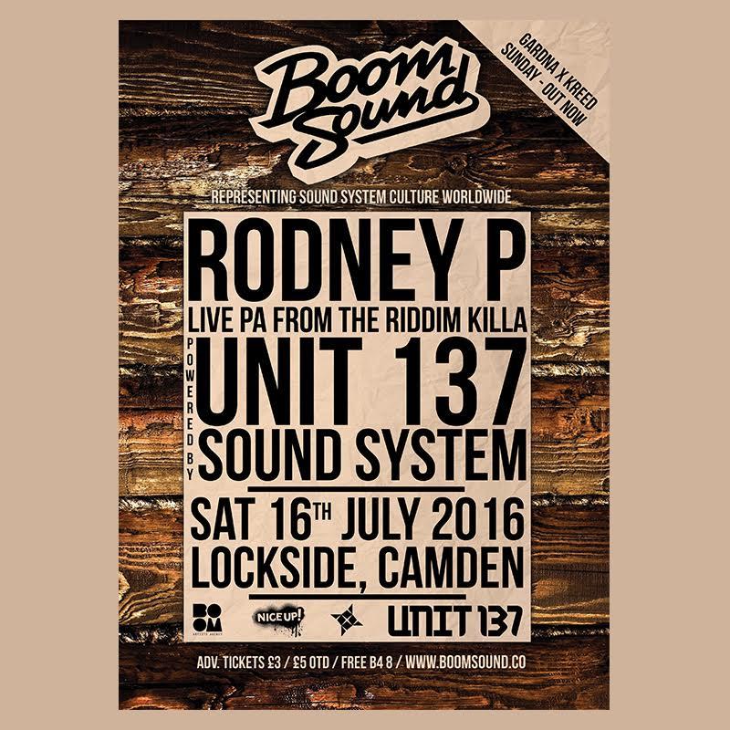 sftw137 boom sound lockside camden