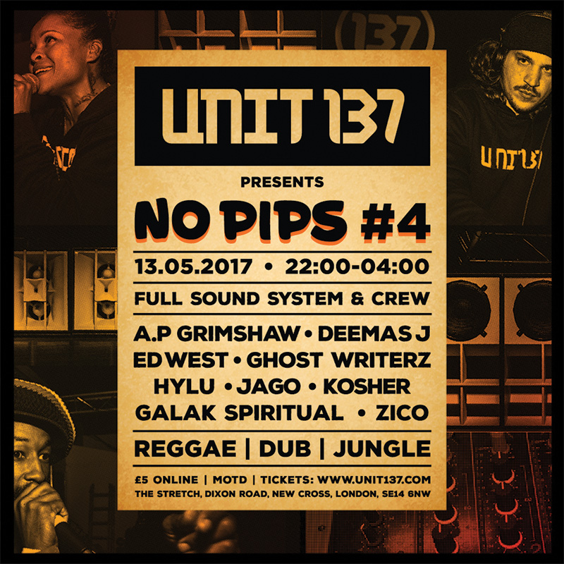 tickets unit 137 no pips 4
