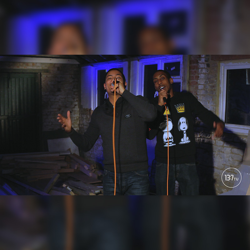 ghost writerz they wanna know live session 137tv