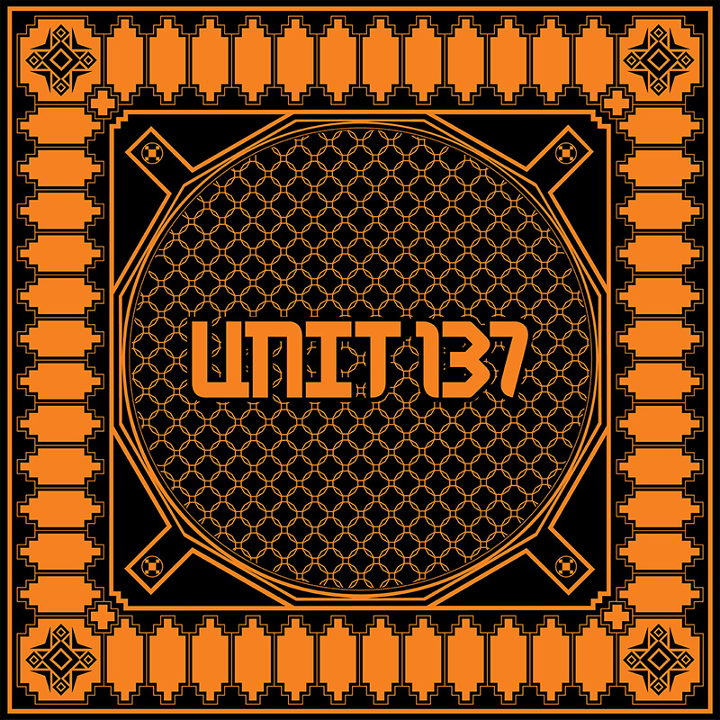 unit 137 vol 1 album artwork