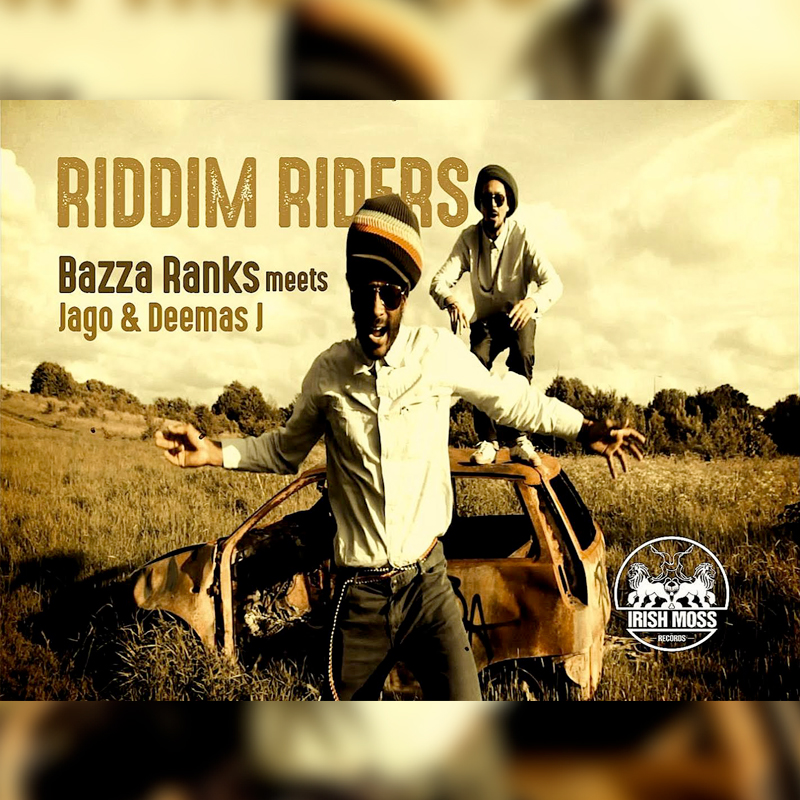 bazza ranks meets jago deemas j riddim riders