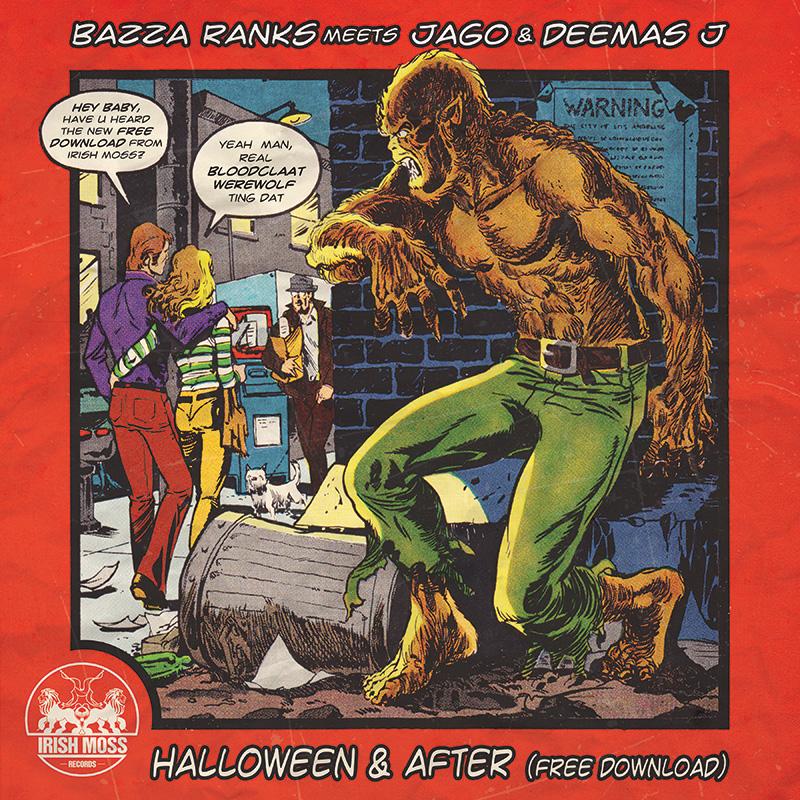 bazza ranks meets jago deemas j halloween