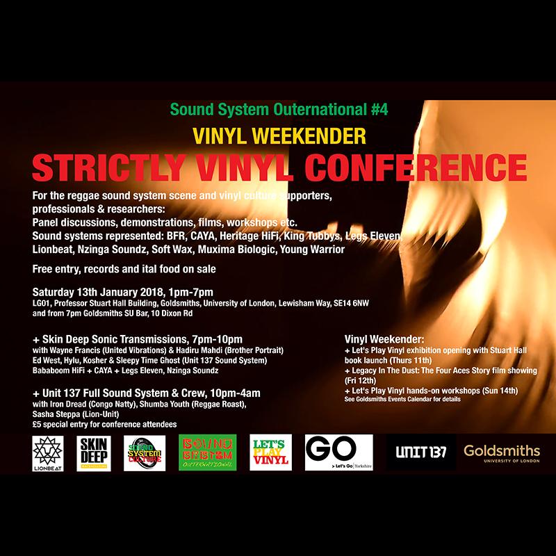 sound system outernational strictly vinyl 4